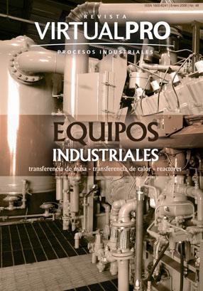 Equipos Industriales - Transferencia de masa, calor, reactores
