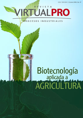 Biotecnología Aplicada a la Agricultura
