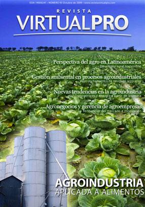 Agroindustria aplicada a alimentos