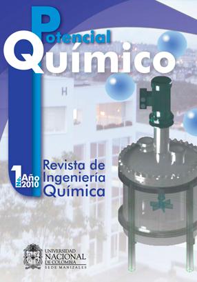 Potencial Químico 2010