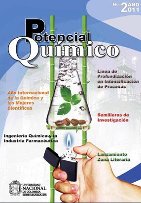 Potencial Químico 2011
