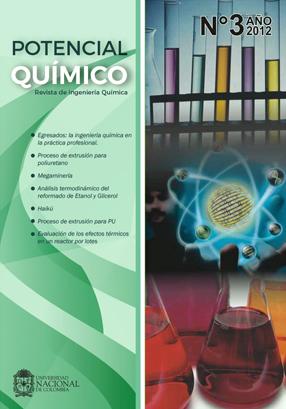 Potencial Químico 2012