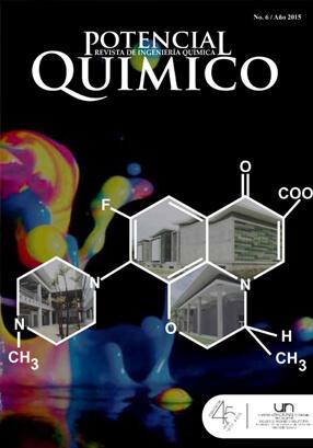 Potencial Químico 2015