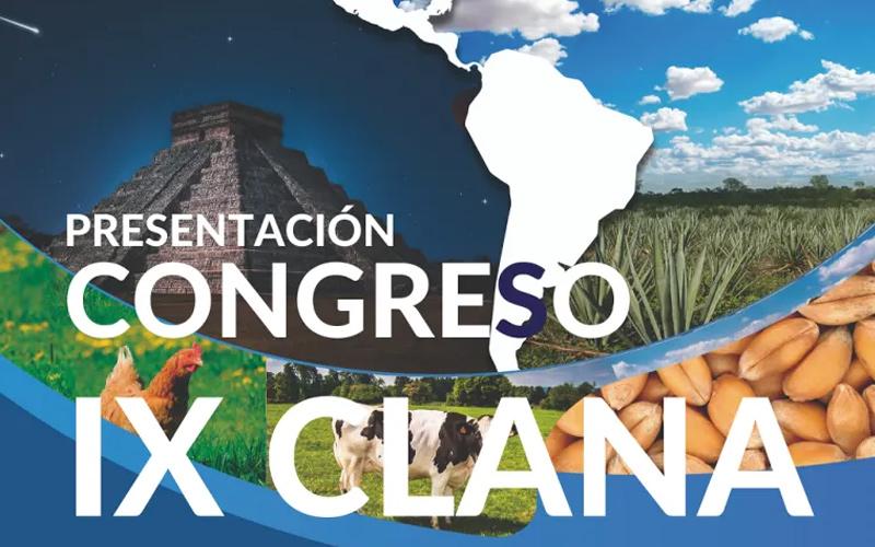 Congreso Latinoamericano de Nutrición Animal (CLANA 2021)