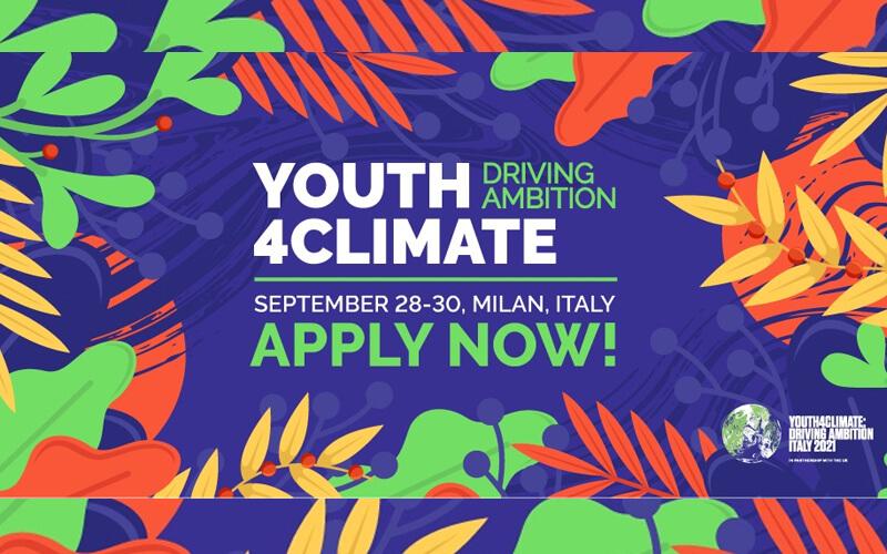 Youth4Climate: ambición de conducción