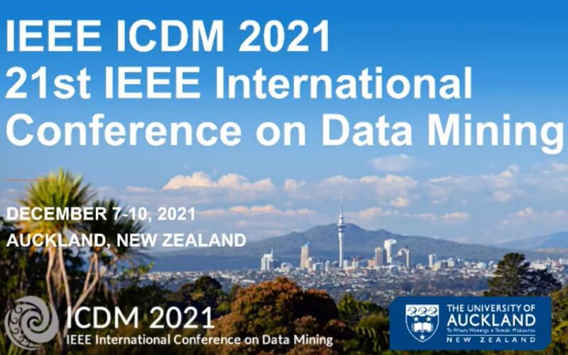 IEEE  ICDM 2021