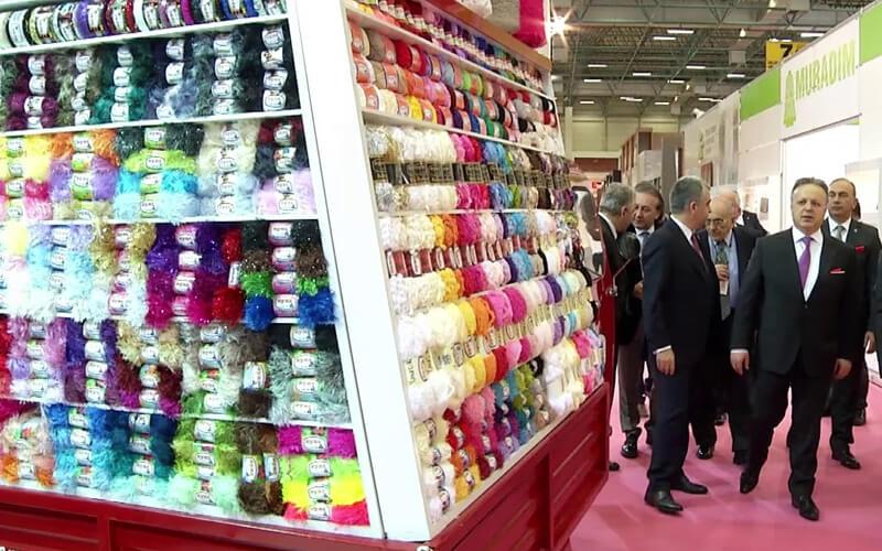 Istanbul Yarn Fair Estambul