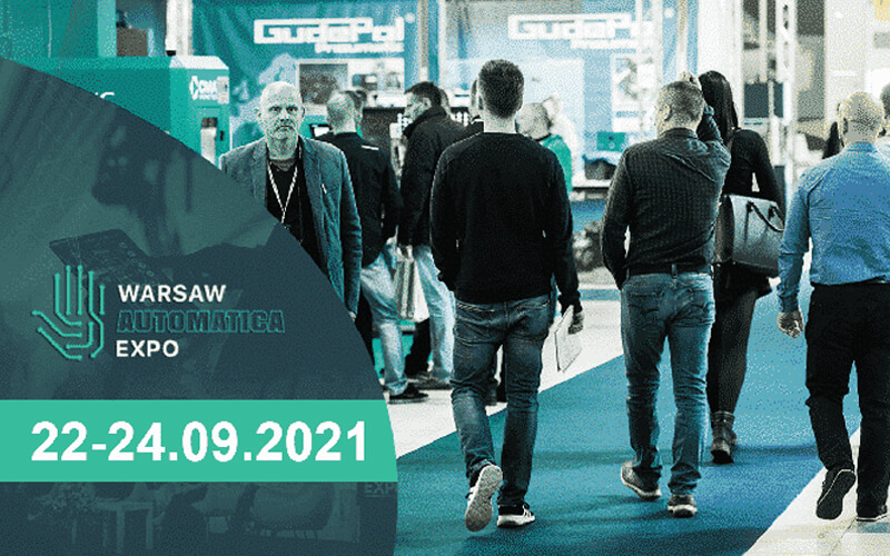 Warsaw Automatica Expo Nadarzyn