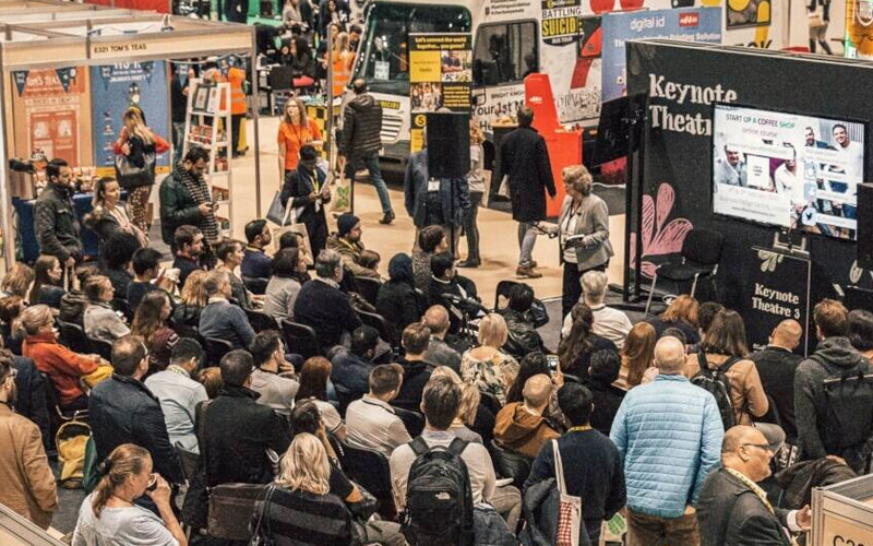 Coffee Shop Innovation Expo Londres