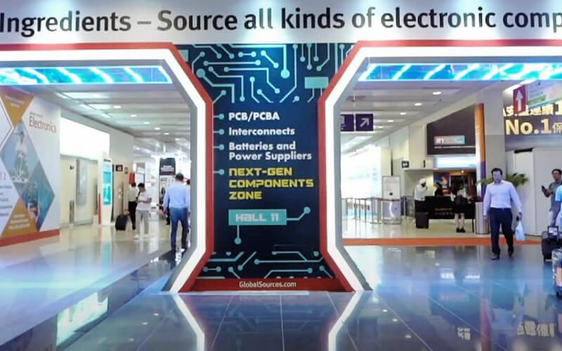 Global Sources Consumer Electronics Show Hong Kong