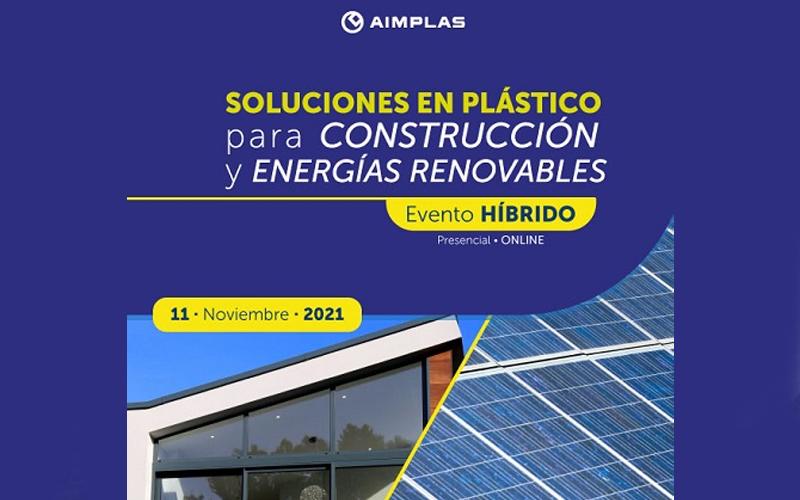 Soluciones en Plástico para Construcción y Energías Renovables