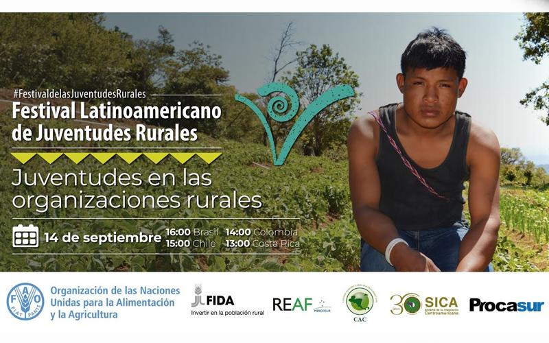 Festival Latinoamericano de Juventudes Rurales