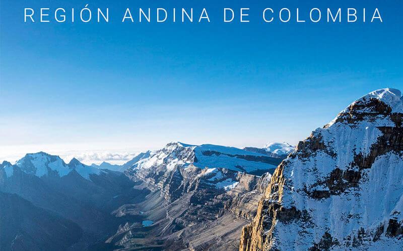 La cordillera de los Andes, con 8.900 kilómetros de longitud, es la formación montañosa más larga del planeta. Image: Banco de Occidente