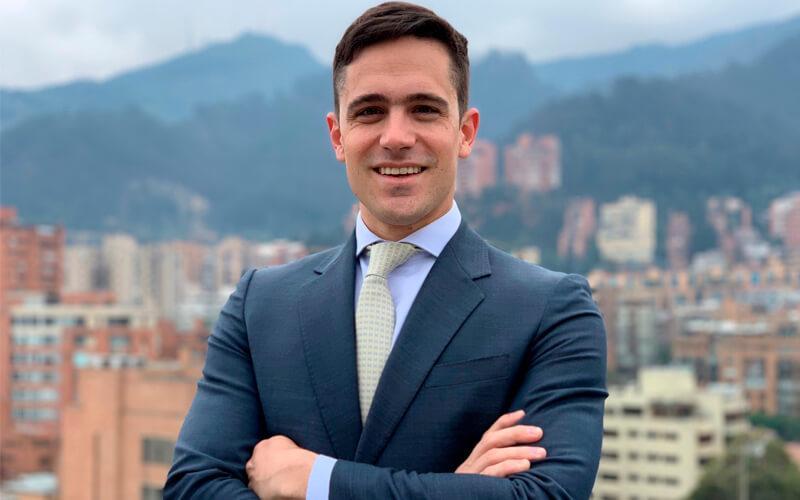 Jesús Linares. Image: Michael Page