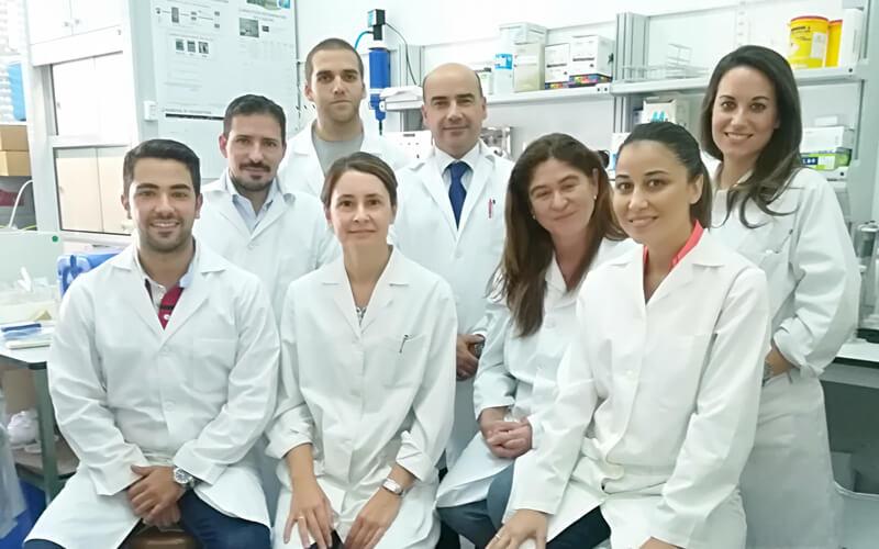 Grupo de investigación. Foto: US.