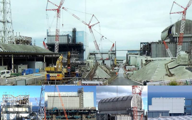 Imágenes. / TEPCO