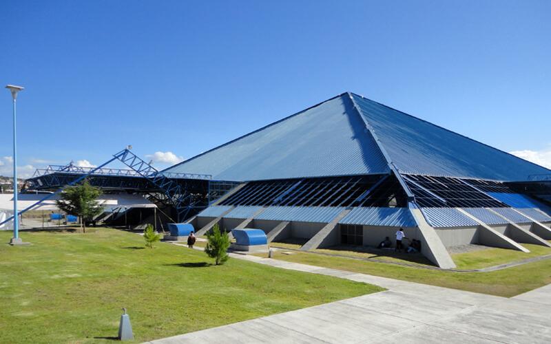 Ciudad del Conocimiento de la Universidad Autónoma del Estado de Hidalgo
