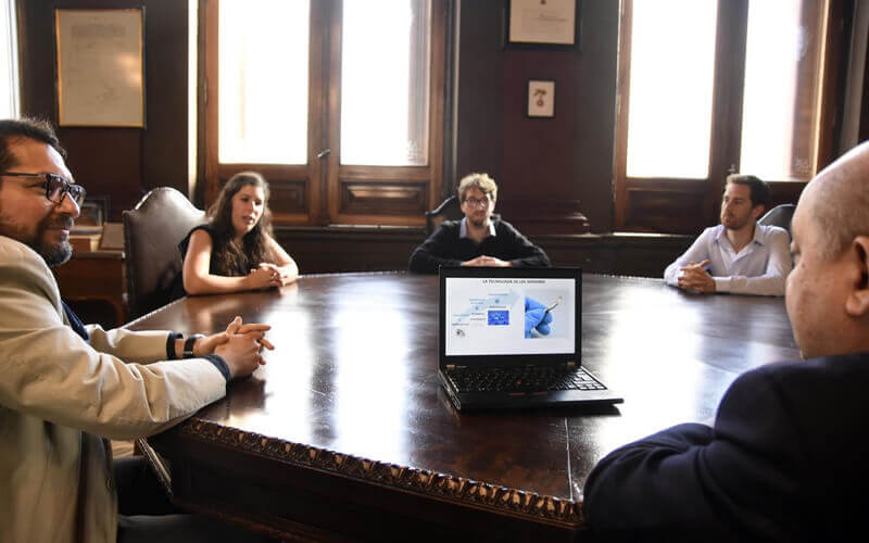 Imagen. / Universidad Nacional de la Plata