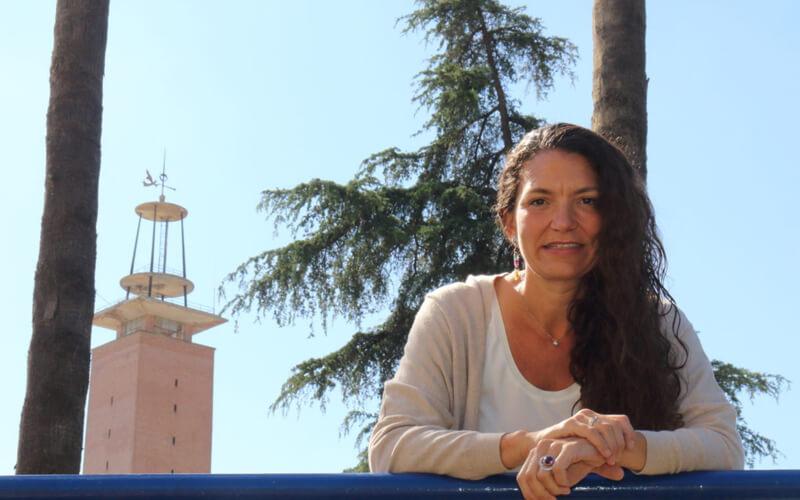 Ana Pérez Luño, coautora del estudio.