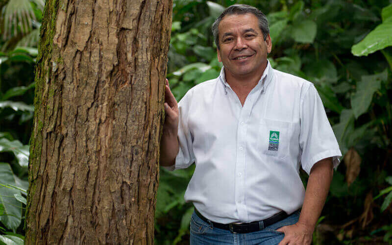Imagen. WWF Colombia - © Andrés Ospina - Carder