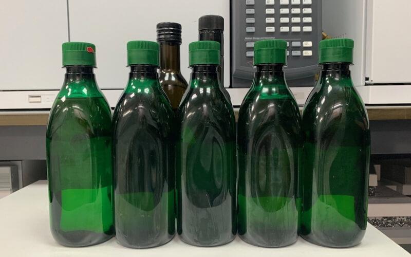 Más de 3.000 muestras de aceite han sido empleadas en este estudio. Fundación Descubre