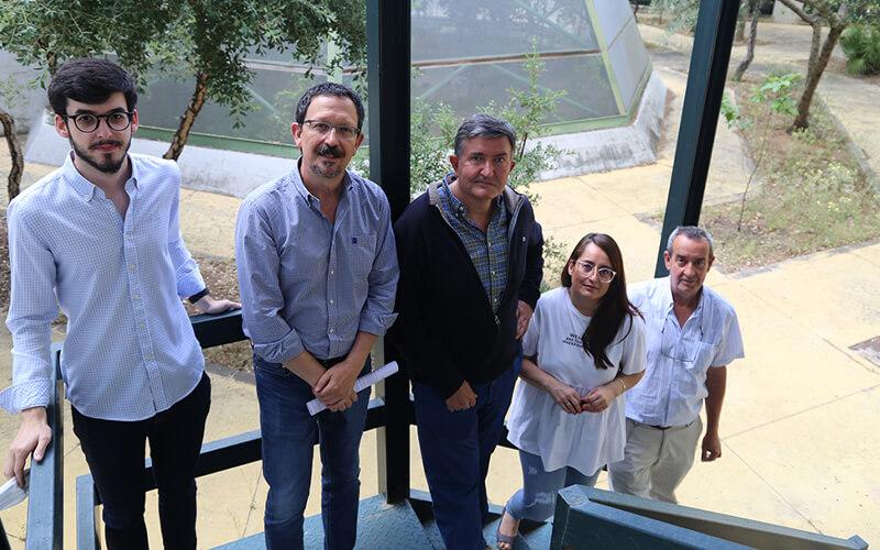 Equipo de expertos que han participado en el estudio. Fundación Descubre