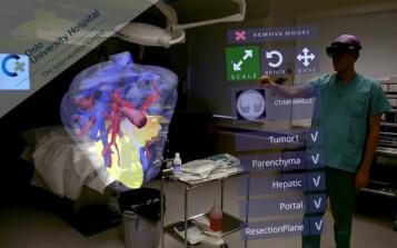 Consiguen mayor precisión en las cirugías de cáncer de hígado