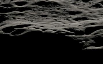 El rover del programa Artemis de la NASA aterrizará cerca de la región Nobile en el polo sur de la Luna