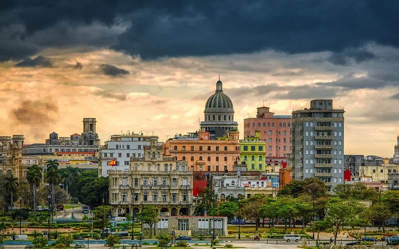 La habana, cuba, ciudad, urbano, mar, muelle, horizonte, centro de la ciudad, hitos, histórico | Pxfuel