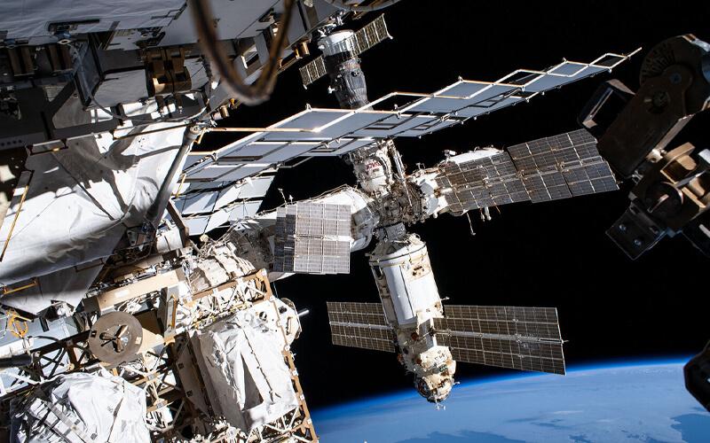 Imagen. / NASA