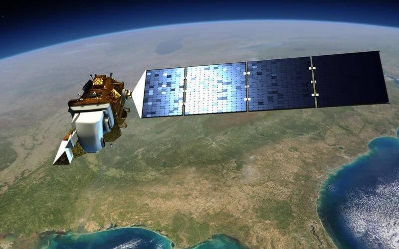 Satélite Landsat. / NASA´s Goddard Space Flight Center