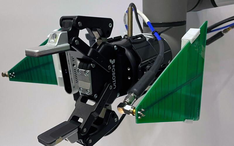 Un robot que encuentra objetos perdidos