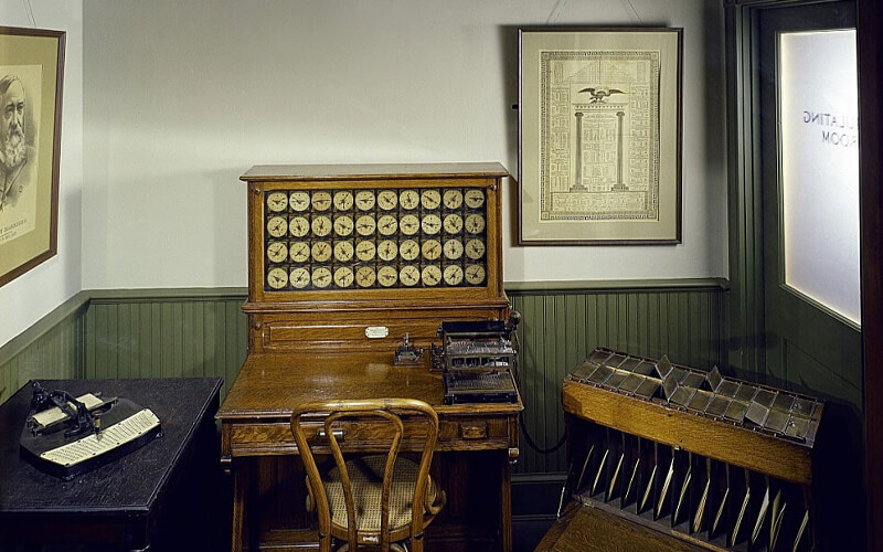 Cuando crear tablas era cuestión de años: de las tabuladoras de Hollerith al nacimiento de IBM